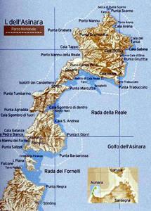 Cartina Sardegna Asinara.Tatiana Cappucci Tatiyak Viaggi In Kayak 2010 Isola Dell Asinara